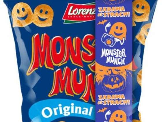 "Monster Munch ""Zabawa, aż strach"""