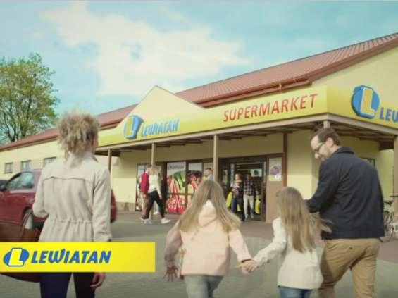 Lewiatan po raz kolejny w reklamie