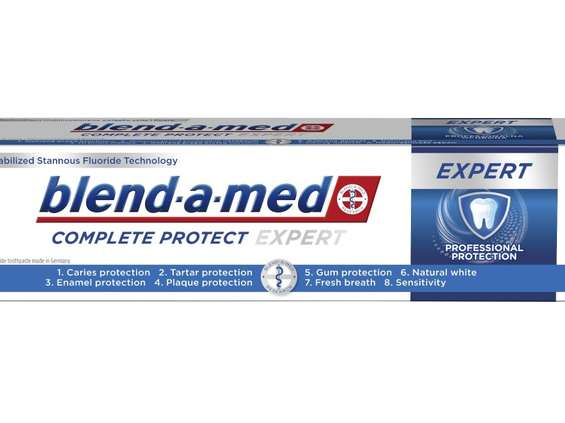 Procter & Gamble. Pasty Blend-a-med