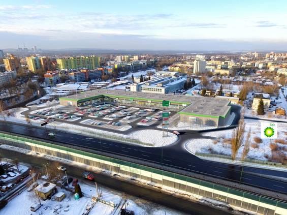 Ruszyła budowa parku handlowego w Dąbrowie Górniczej