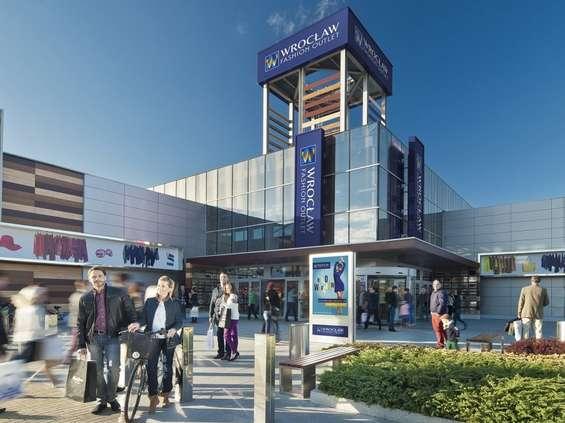 Wrocław Fashion Outlet - rośnie sprzedaż i odwiedzalność