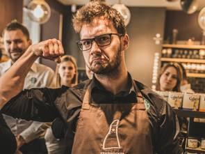 Najlepszy polski barista Starbucks wybrany