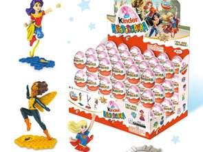 Ferrero Polska. Kinder Niespodzianka