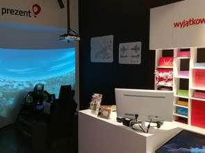 W Galerii Północnej otwarto sklep z symulatorem lotów