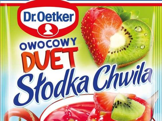 Dr. Oetker Polska. Słodka Chwila owocowy Duet