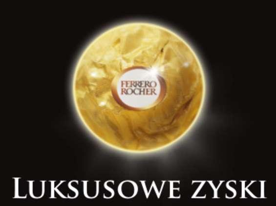 Złota Edycja Ferrero Rocher