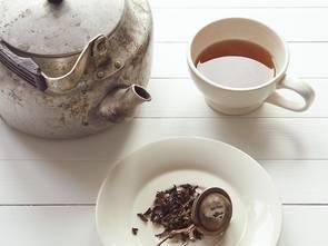 Czarna herbata lekarstwem na stres