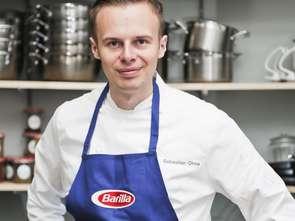 Sebastian Olma na Barilla Pasta World Championship