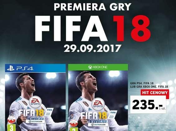 FIFA 2018: premiera w Lidlu