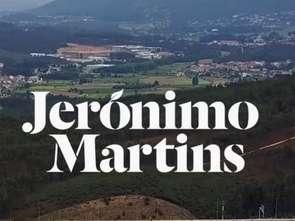Jeronimo Martins zmienia logo