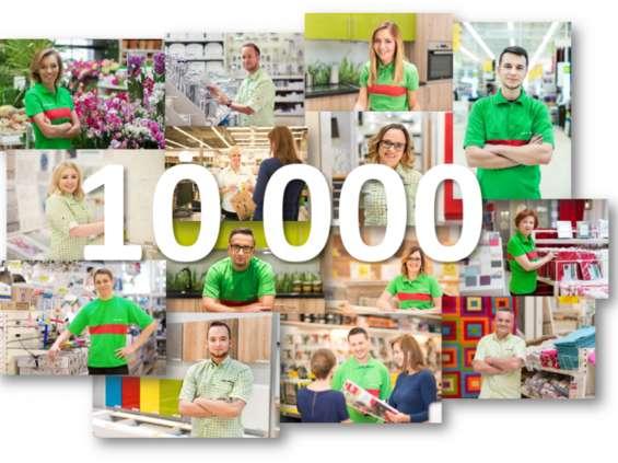 Leroy Merlin w Polsce ma już 10 tys. pracowników