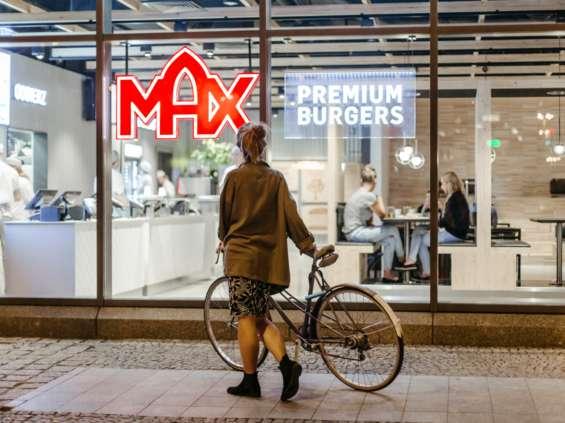 Max Premium Burgers dla studentów