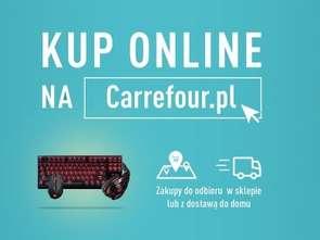 Carrefour na targach Poznań Game Arena