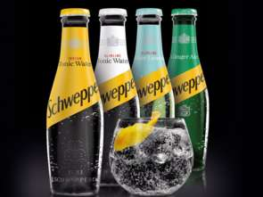 Coca-Cola z największą inwestycją dla Schweppesa
