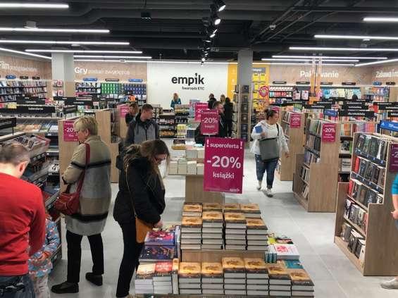 Empik liczy już 246 sklepów