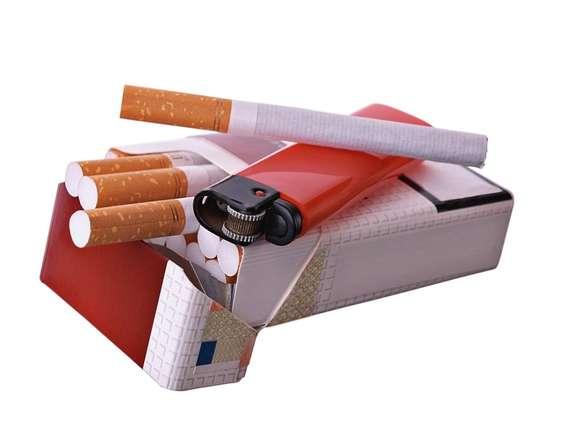 Rozbity gang produkujący papierosy