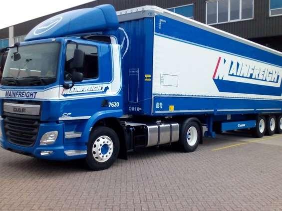 Szybszy transport z Holandii do Polski