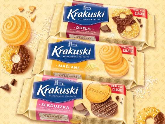 Bahlsen Polska. Krakuski
