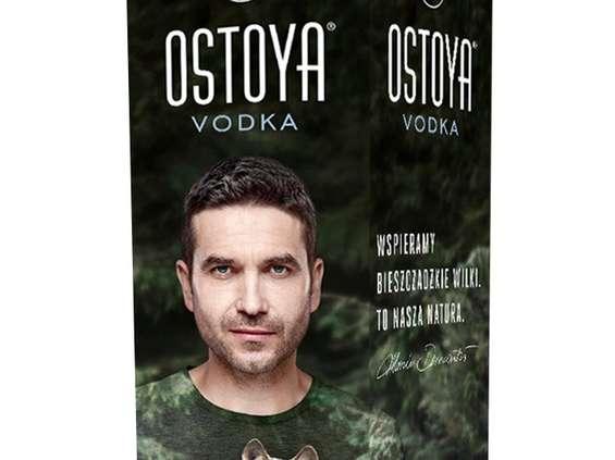 Marka Ostoya kontynuuje współpracę z Marcinem Dorocińskim
