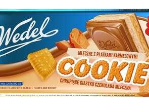 Lotte Wedel. Czekolady E. Wedel Cookie