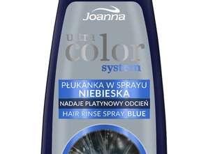 Joanna. Płukanki Ultra Color System