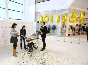 Galeria Północna ma ponad milion klientów