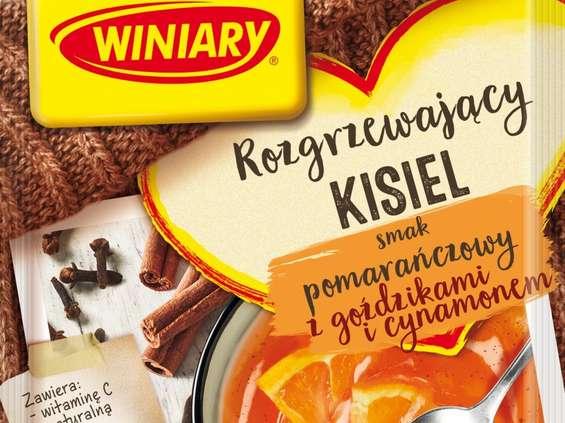 Nestle Polska. Rozgrzewający Kisiel Winiary