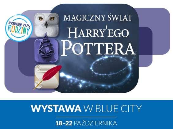 Harry Potter w Blue City