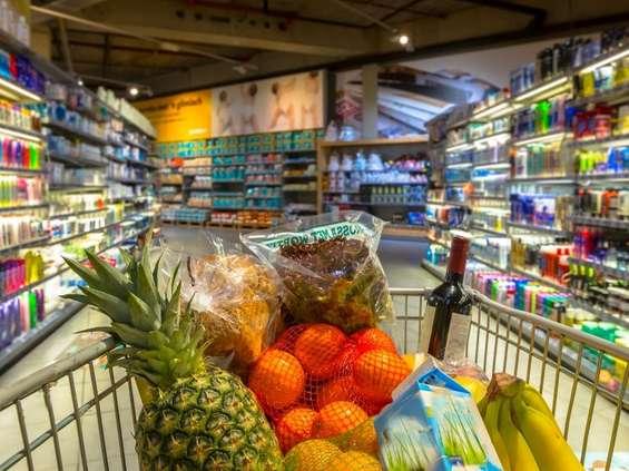 Sprzedaż żywności spadła we wrześniu