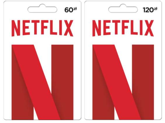 Rusza sprzedaż kart prezentowych Netflix w Polsce