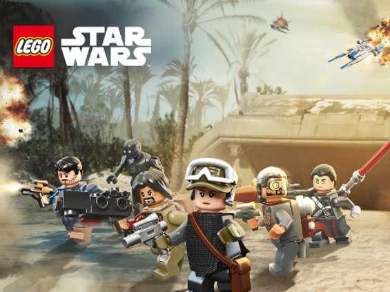 Kosmiczna przygoda z Lego Star Wars w Posnanii