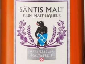 Santis - szwajcarska whisky na bazie piwa