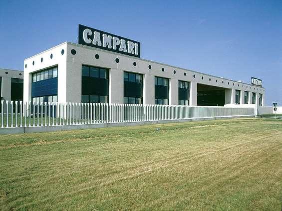 Campari zwiększa przychody i zysk