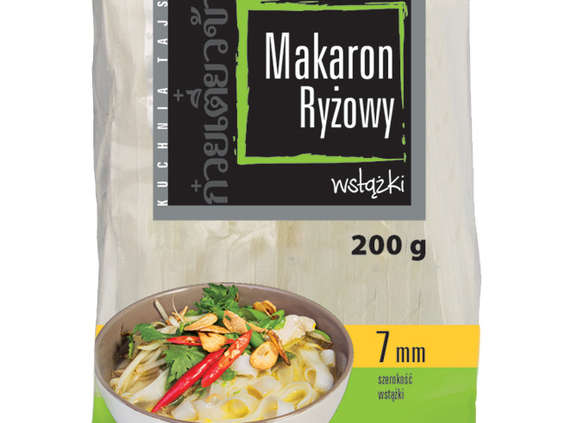 De Care Group. Makaron ryżowy House of Asia