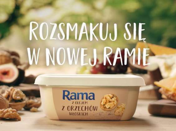 Unilever Polska. Margaryna Rama