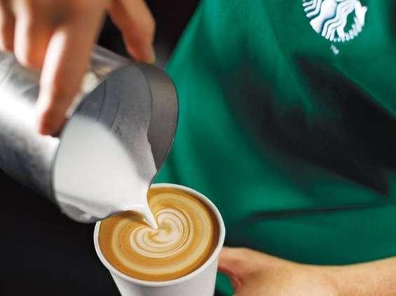 Starbucks w Szczecinie