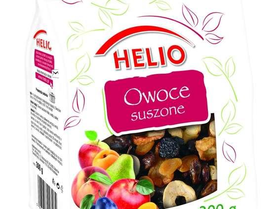Helio. Owoce suszone