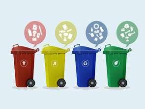 Rośnie wiedza Polaków na temat segregacji śmieci