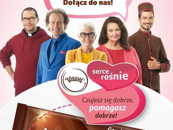 """Wawel wystartował z drugą edycją akcji """"Serce Rośnie"""""""