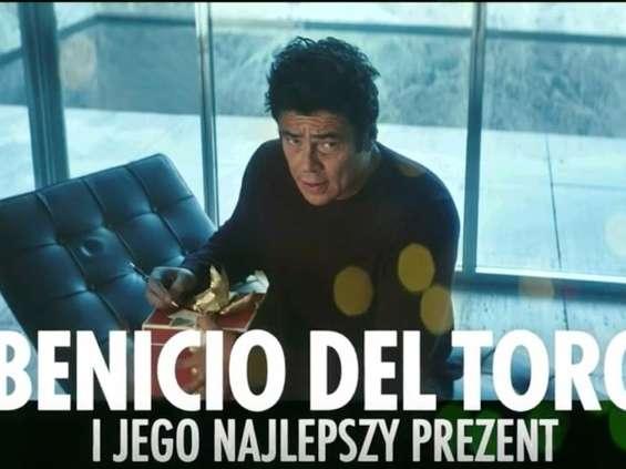 Benicio del Toro wspiera konkurs Heinekena