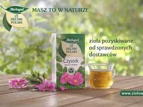 Herbapol wspiera herbatki ziołowe Zielnik Polski