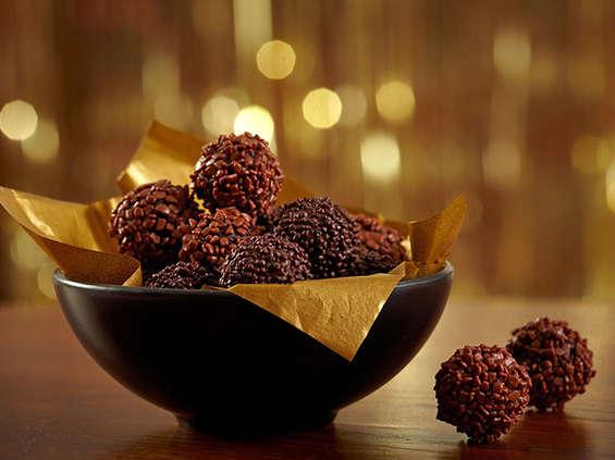 Święta smakują czekoladą