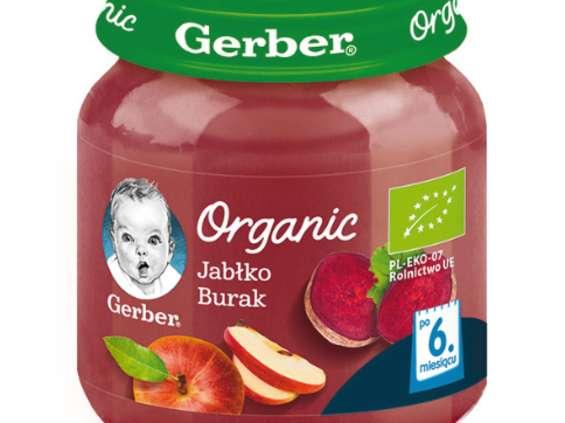 Nestlé Polska. Gerber Organic