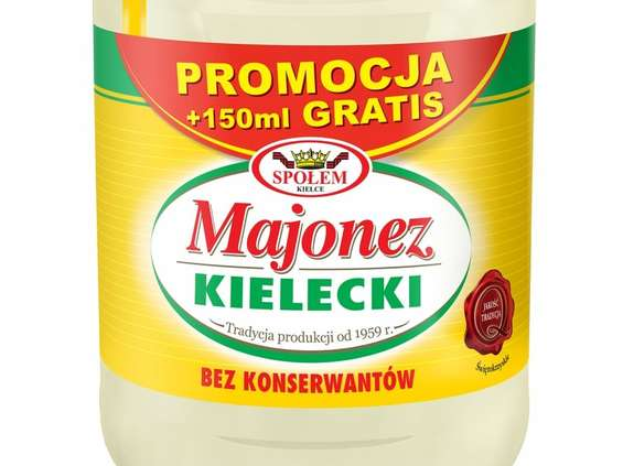 WSP Społem. Majonez Kielecki