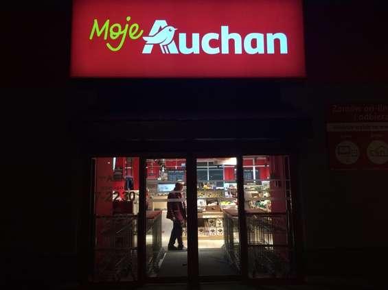 Auchan kupuje w Bukareszcie