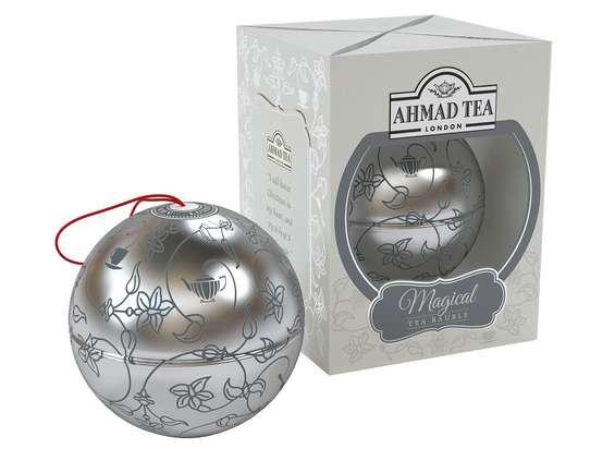 Levant Foods. Świąteczna kolekcja Ahmad Tea London