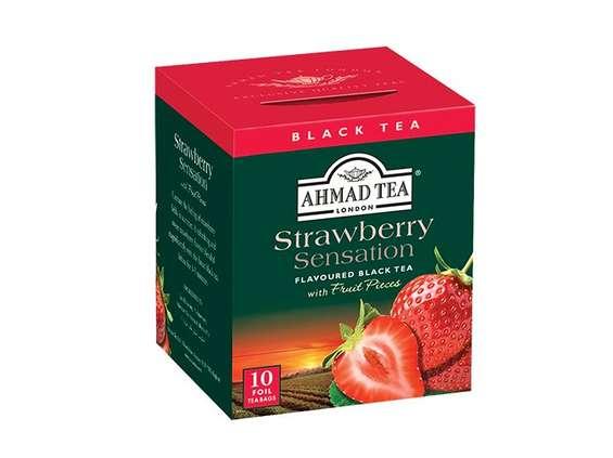 Levant Foods. Herbaty Ahmad Tea London