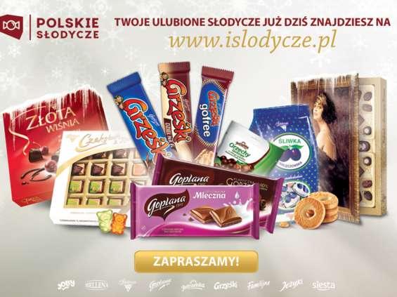 Colian otwiera e-sklep ze słodyczami