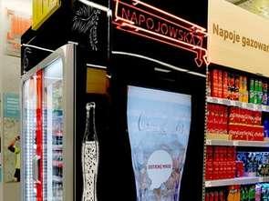 """Coca-Cola wprowadza do sklepów Carrefour """"Napojowskazy"""""""