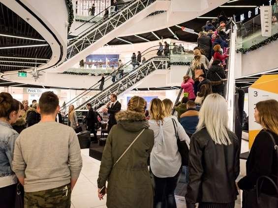 Galeria Katowicka: to był  rekordowy listopad